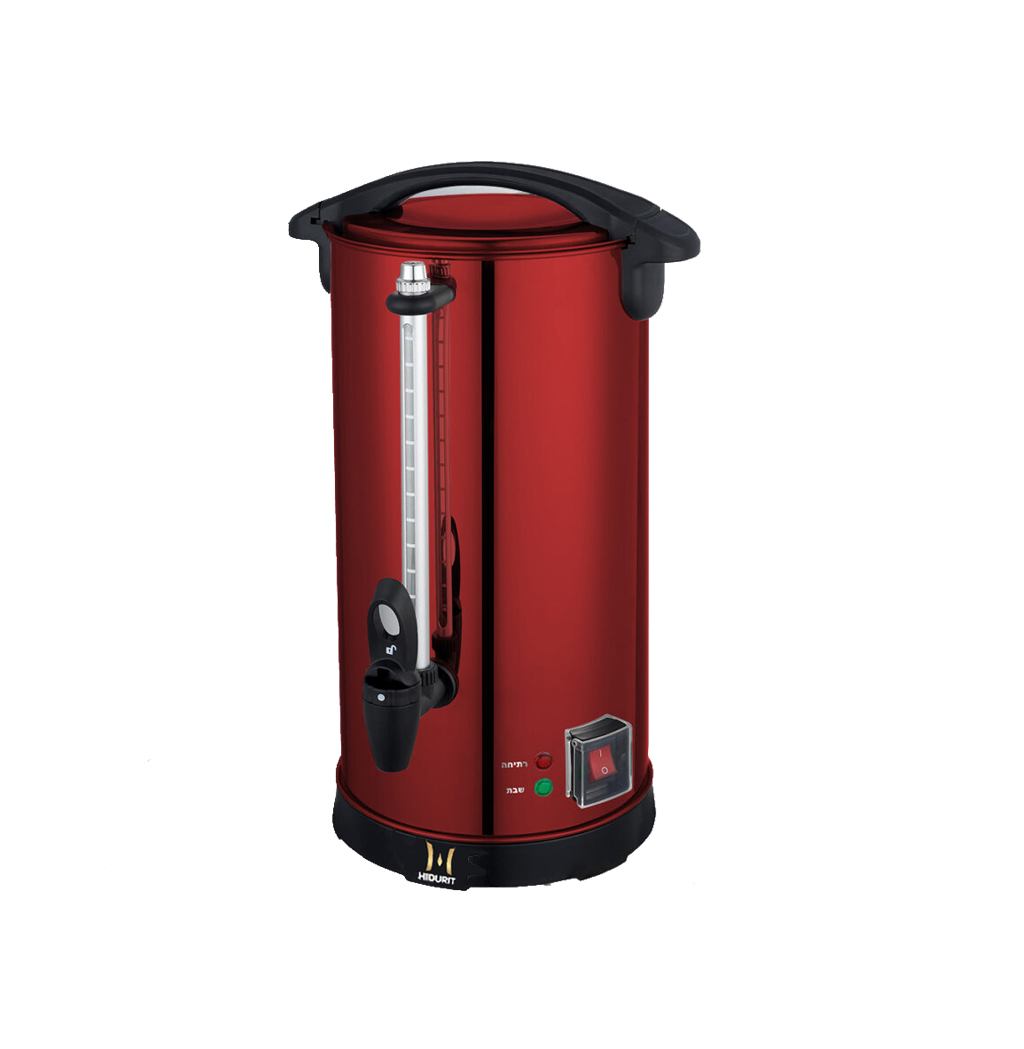 8 Litre Urn in Red - Coming Soon